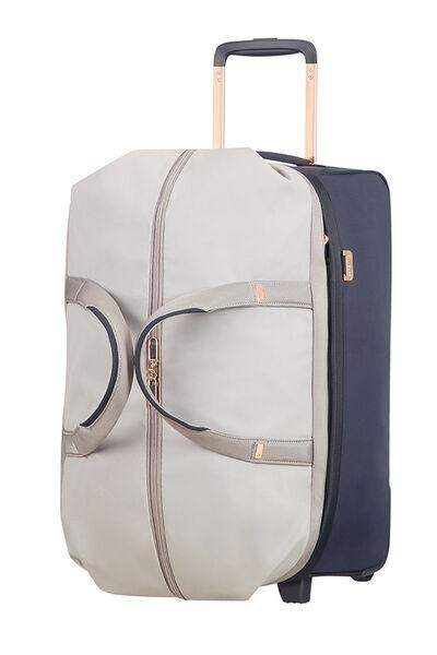 Uplite Rejsetaske med hjul 55cm Pearl/Blue