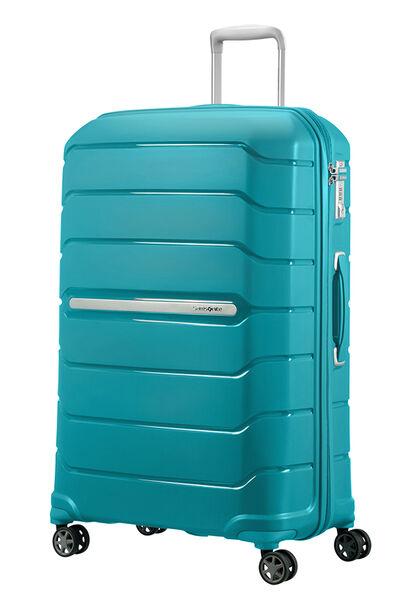 Flux Ekspanderbar kuffert med 4 hjul 75cm