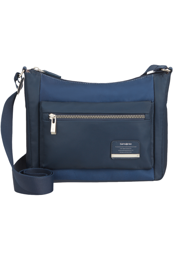 Samsonite Openroad Chic Shoulder Bag + 1 Pkt S  Midnatsblå