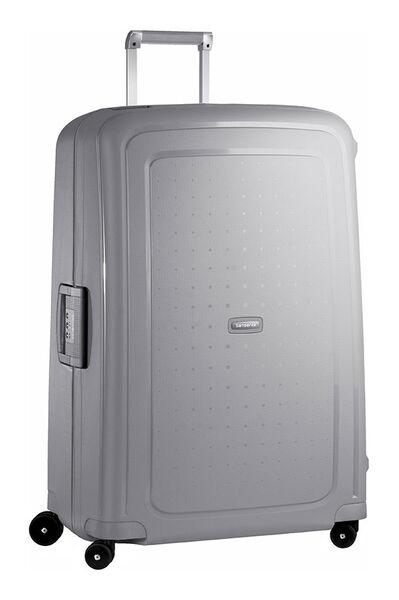 S'Cure Kuffert med 4 hjul 81cm