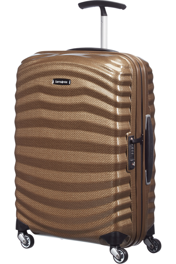 Samsonite Lite-Shock Spinner 55cm Sand
