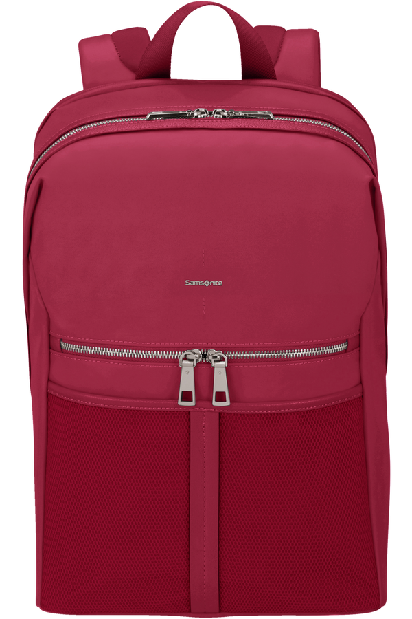 Samsonite Activ-Eight Zippered Backpack 15.6'  Magenta