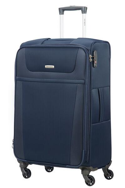 Allegio Ekspanderbar kuffert med 4 hjul M