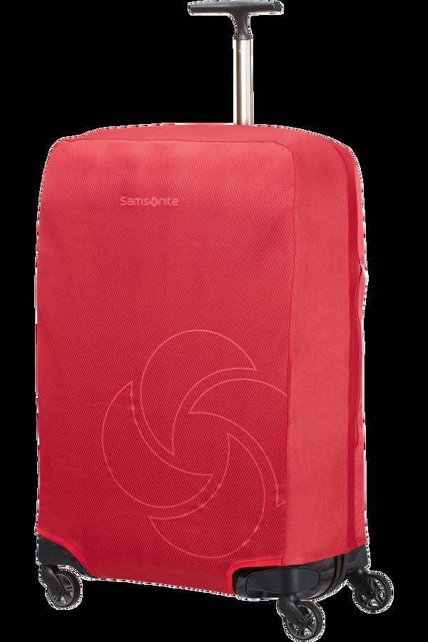 Samsonite Global Ta Foldable Luggage Cover M Rød