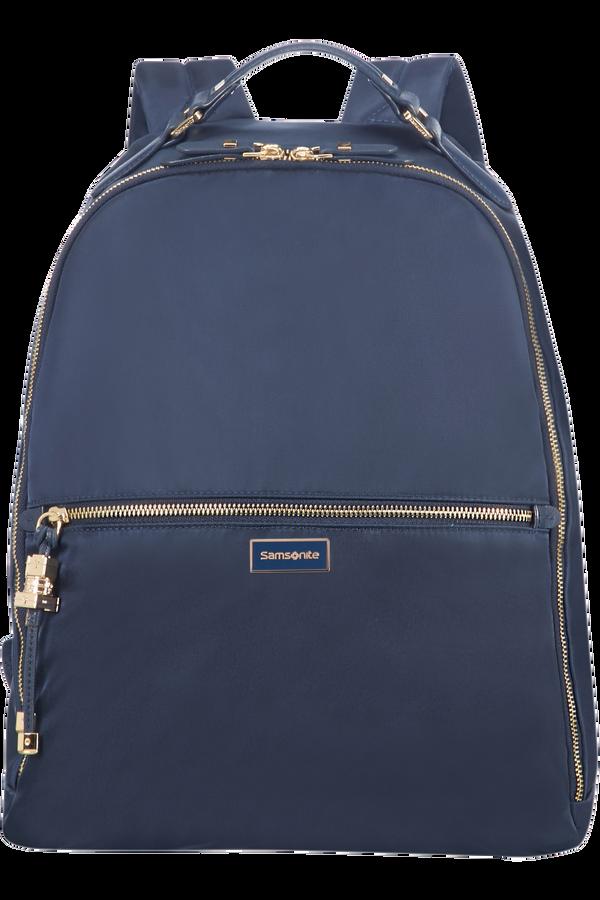 Samsonite Karissa Biz Backpack  14.1inch Mørk marineblå