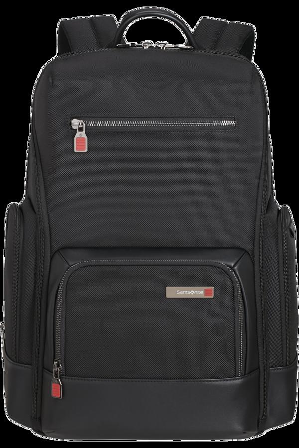 Samsonite Safton Laptop Backpack  15.6inch Sort