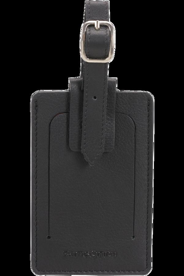 Samsonite Global Ta ID Leather Luggage Tag Sort