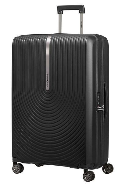 Hi-Fi Ekspanderbar kuffert med 4 hjul 75cm