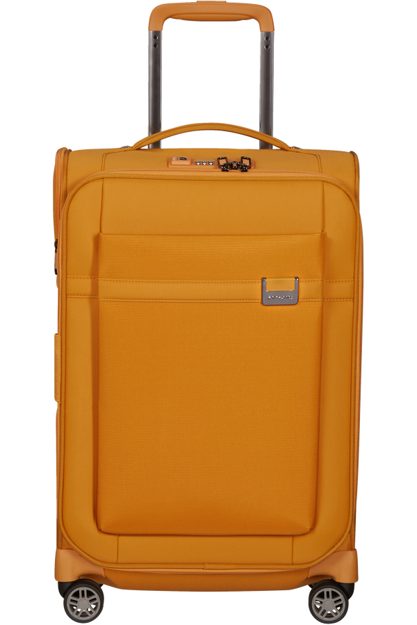 Samsonite Airea Spinner Expandable 35cm 55cm  Honey Gold