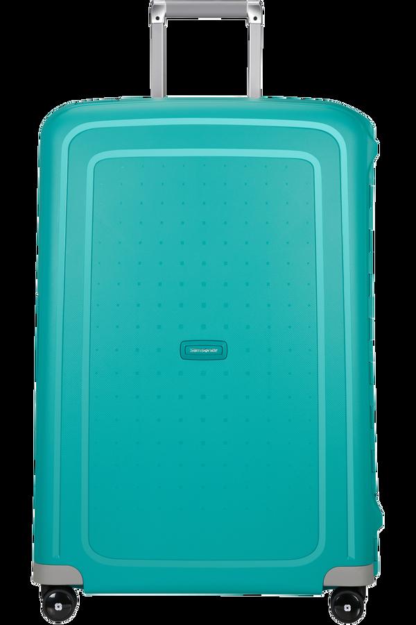 Samsonite S'Cure Spinner 75cm Aqua Blue