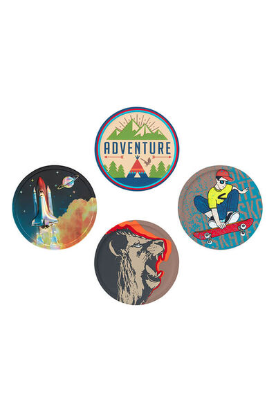 Sammies Ergofit Badges
