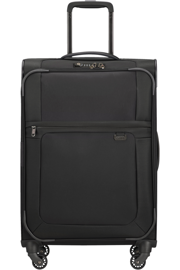 Samsonite Uplite Spinner Expandable-S2910 67cm  Sort