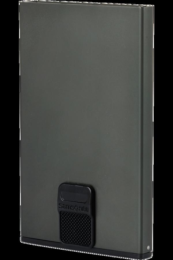 Samsonite Alu Fit 201 - Slide-up Case  Antracit