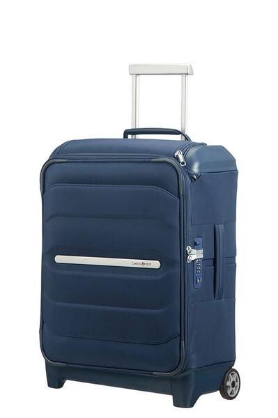 Flux Soft Kuffert med 2 hjul & toplomme 55cm