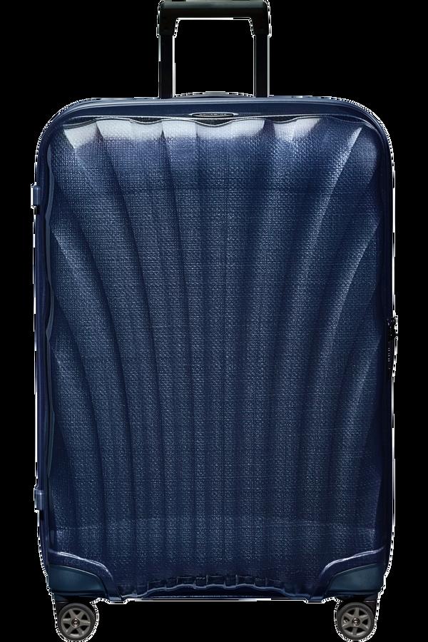 Samsonite C-Lite Spinner 75cm  Midnatsblå