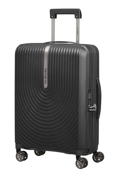 Hi-Fi Ekspanderbar kuffert med 4 hjul 55cm