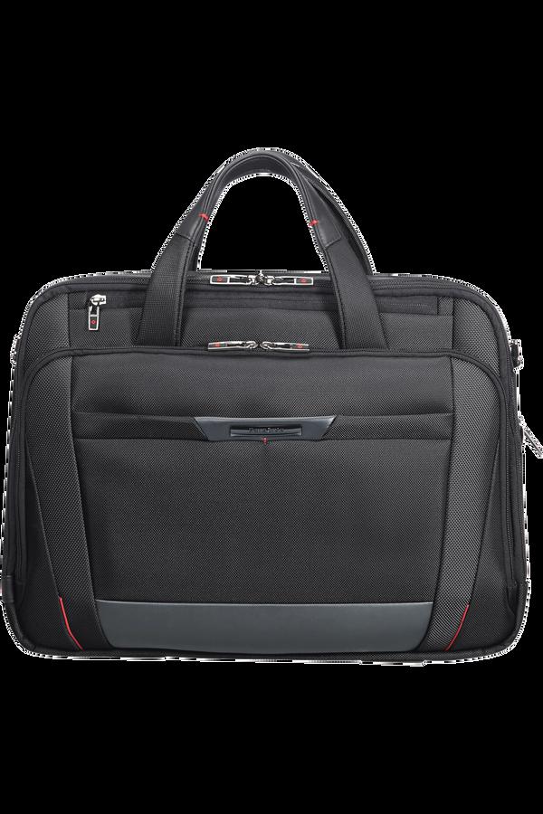 Samsonite Pro-Dlx 5 Laptop Bailhandle Expandable  43.9cm/17.3inch Sort
