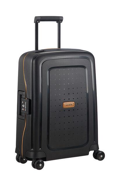 S'cure Eco Kuffert med 4 hjul 55cm