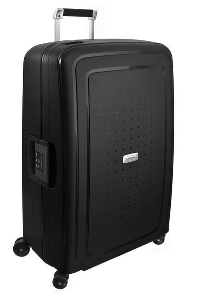 S'Cure DLX Kuffert med 4 hjul 75cm