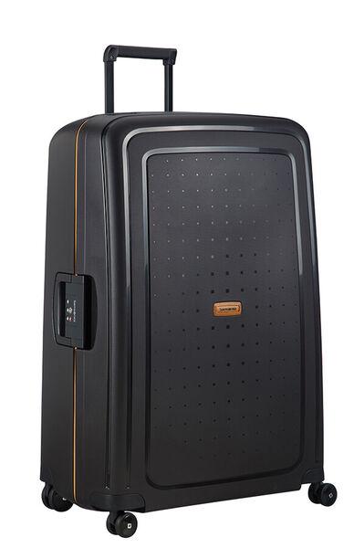 S'cure Eco Kuffert med 4 hjul 81cm