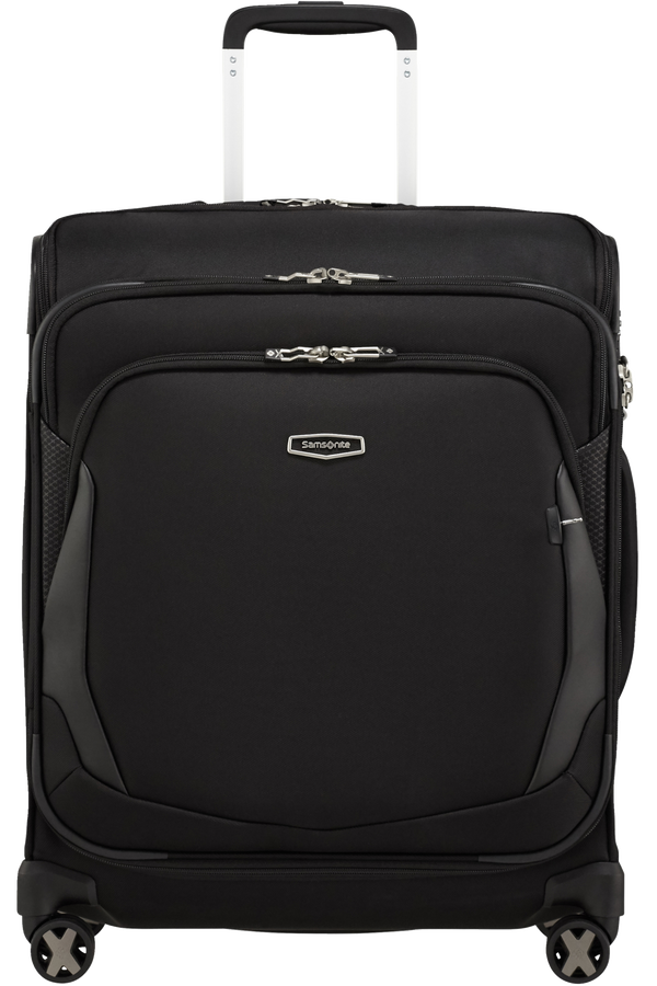Samsonite X'blade 4.0 Spinner Toppocket 56cm  Sort