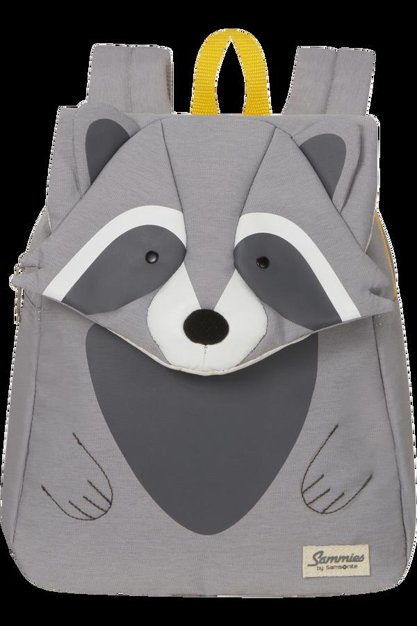 Samsonite Happy Sammies Eco Backpack Raccoon Remy S  Raccoon Remy
