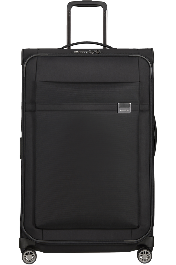 Samsonite Airea Spinner Expandable 78cm  Sort