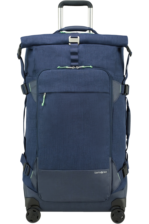 Samsonite Ziproll Spinner Duffle 80/30  Night Blue