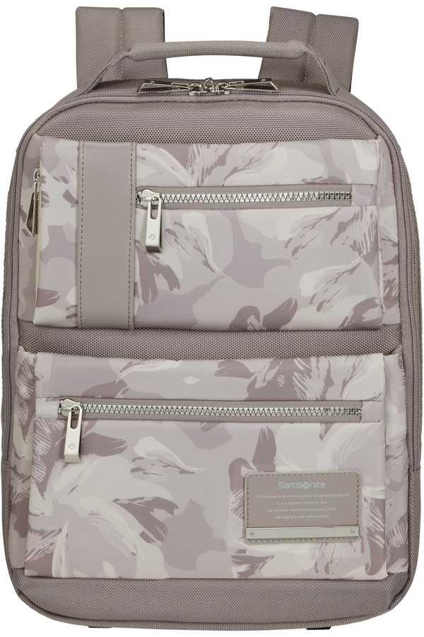 Samsonite Openroad Chic Backpack Slim Print 13.3'  Lilac Grey/Camo