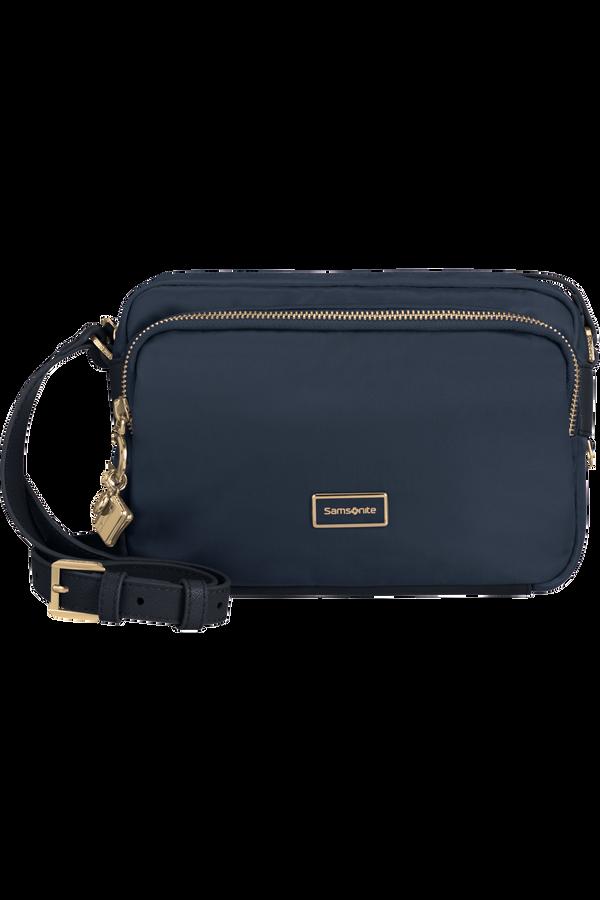 Samsonite Karissa 2.0 Pouch + Shoulder Bag M  Midnatsblå