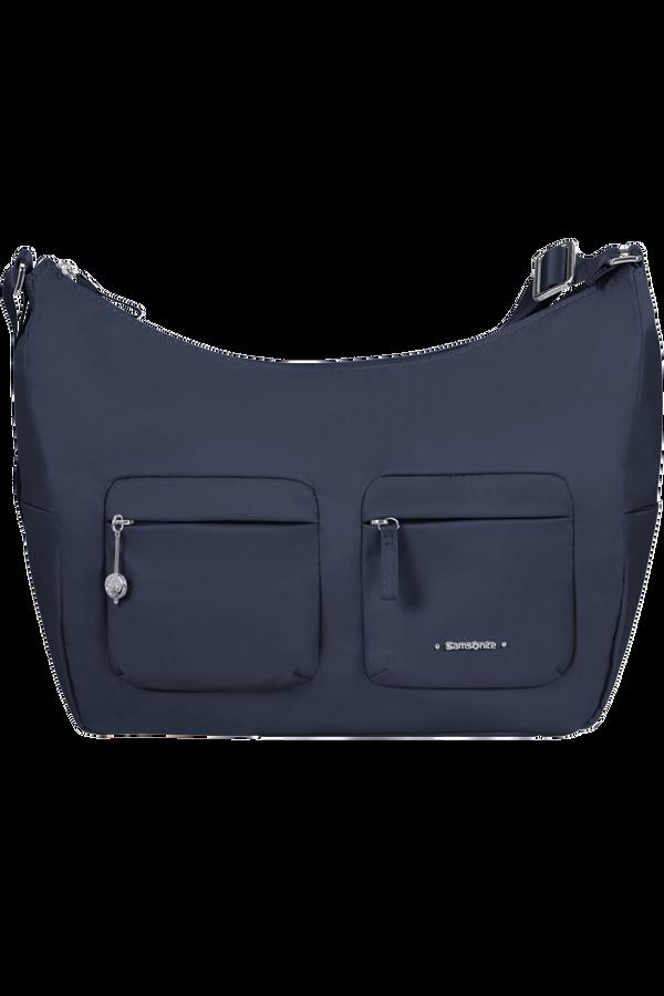 Samsonite Move 3.0 Should. Bag 2 Pock. M+  Mørkeblå