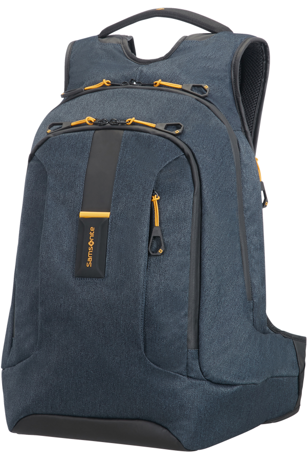 Samsonite Paradiver Light Laptop Backpack L Plus 39.6cm/15.6inch Jeansblå