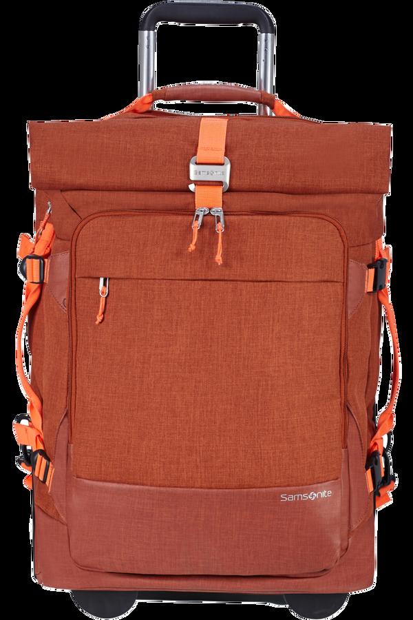 Samsonite Ziproll Duffle/Wh 55/20 Backpack  Brændt orange