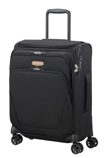 Spark Sng Eco Kuffert med 4 hjul & toplomme 55cm (20cm)
