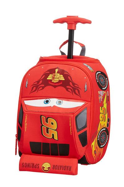 Disney Ultimate Skoletaske med hjul
