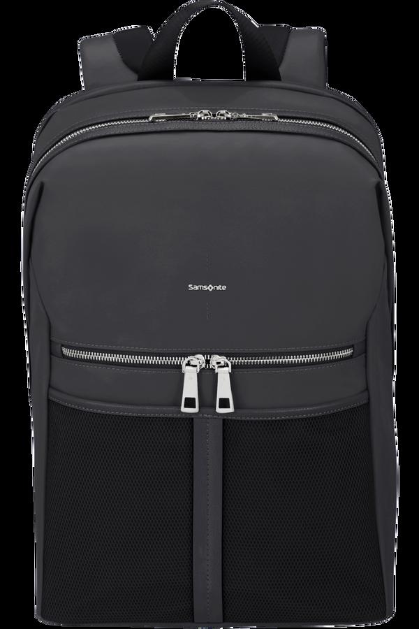 Samsonite Activ-Eight Zippered Backpack 15.6'  Sort
