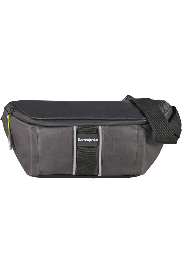 Samsonite 2WM Waist Bag  Sort