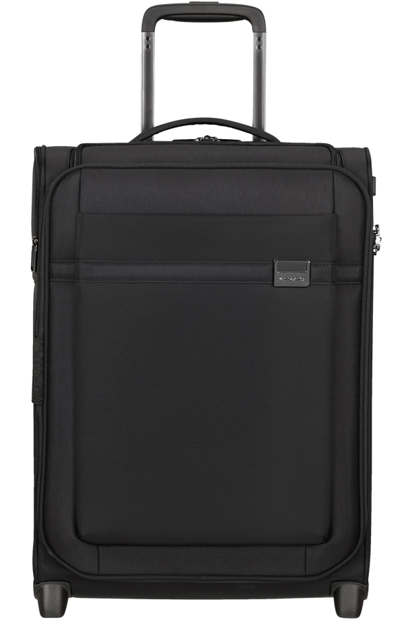 Samsonite Airea Upright Expandable Toppocket 55cm  Sort