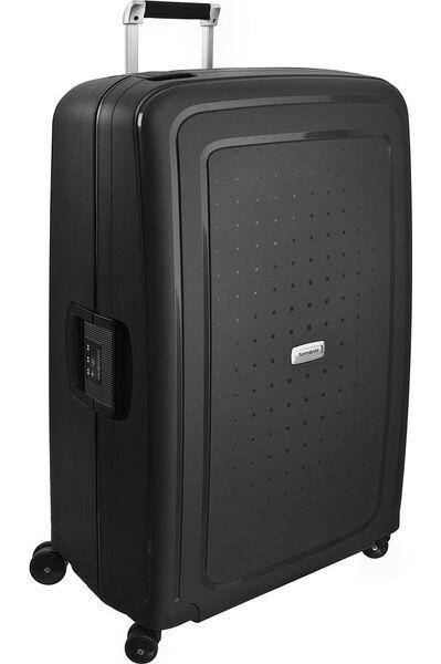 S'Cure DLX Kuffert med 4 hjul 81cm