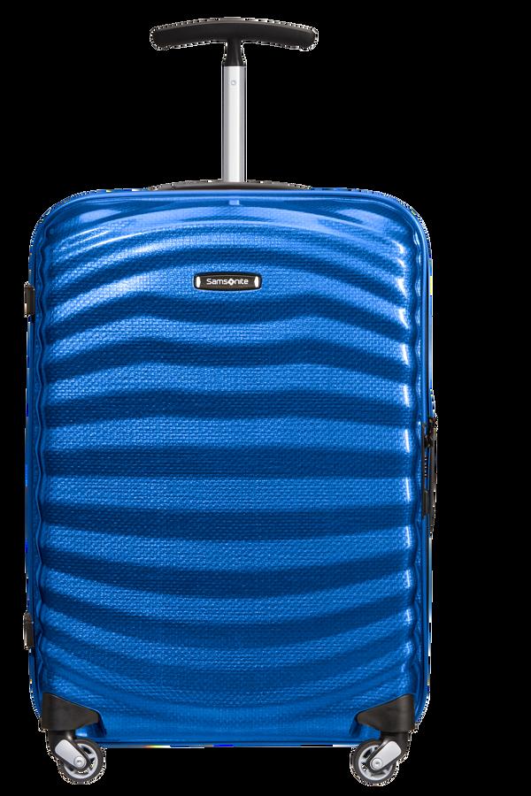 Samsonite Lite-Shock Spinner 55cm  Stillehavsblå