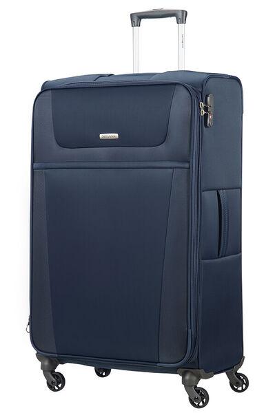 Allegio Ekspanderbar kuffert med 4 hjul L