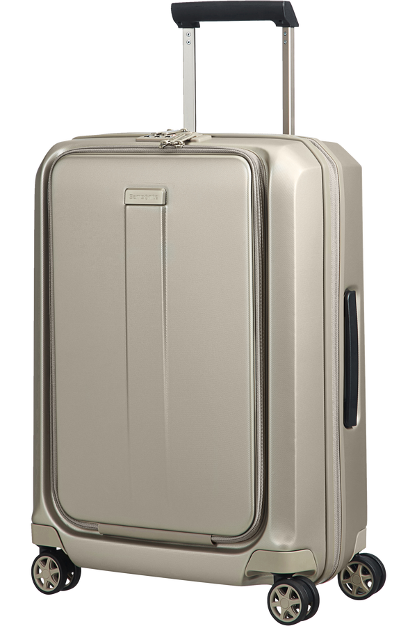 Samsonite Prodigy Spinner Expandable 55cm/22inch Champagne