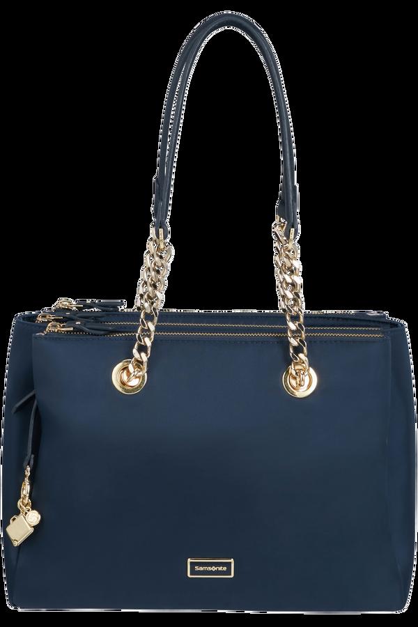 Samsonite Karissa 2.0 Shopping Bag 3 Compartments  Midnatsblå