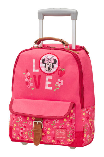 Disney Stylies Skoletaske Minnie Blossoms