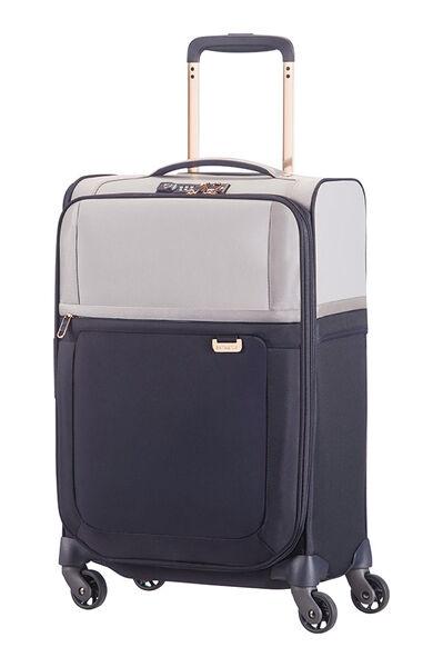 Uplite Ekspanderbar kuffert med 4 hjul 55cm