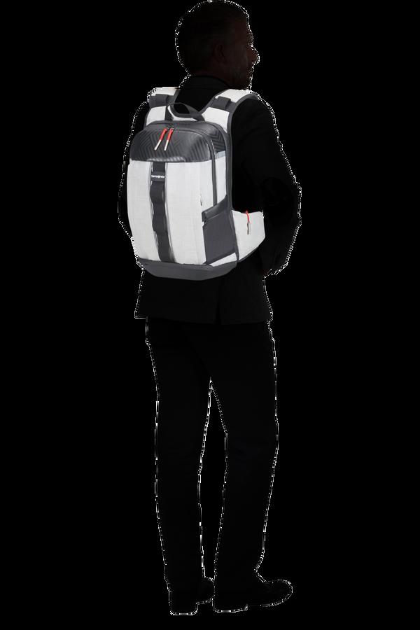 Samsonite 2WM Laptop Backpack  15.6inch Hvid