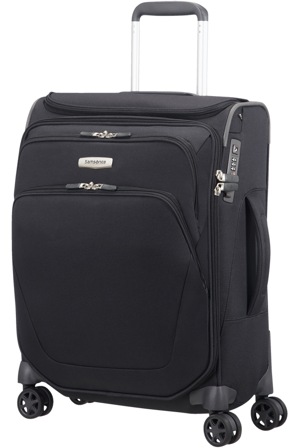 Samsonite Spark SNG Spinner Toppocket 55cm  Sort