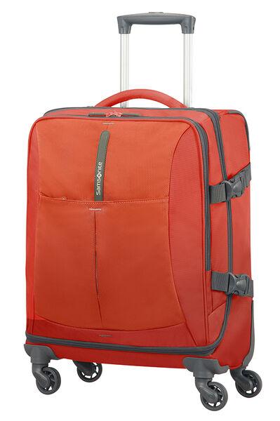 4Mation Rejsetaske med hjul 55cm Rød/grå