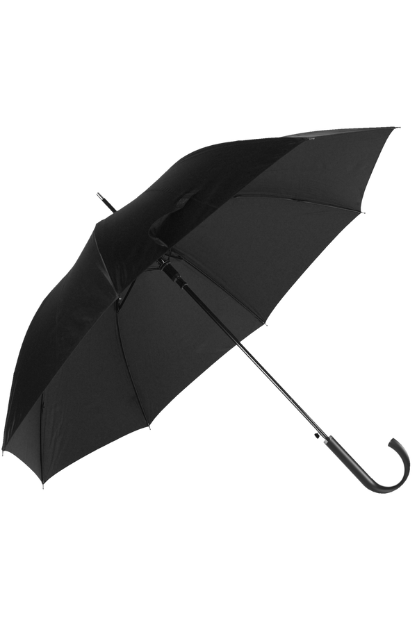 Samsonite Rain Pro Stick Umbrella Black