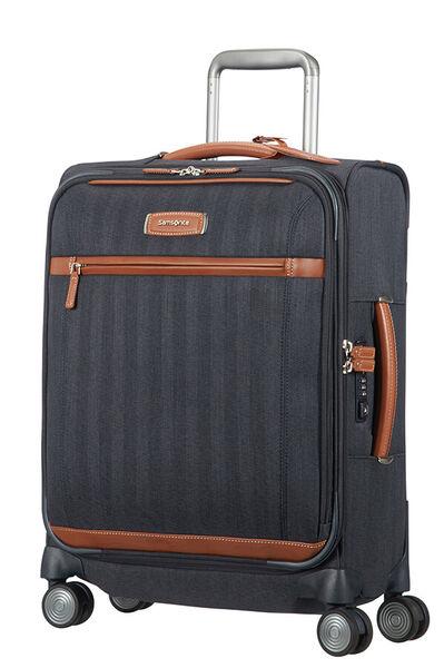 Lite DLX Ekspanderbar kuffert med 4 hjul 55cm